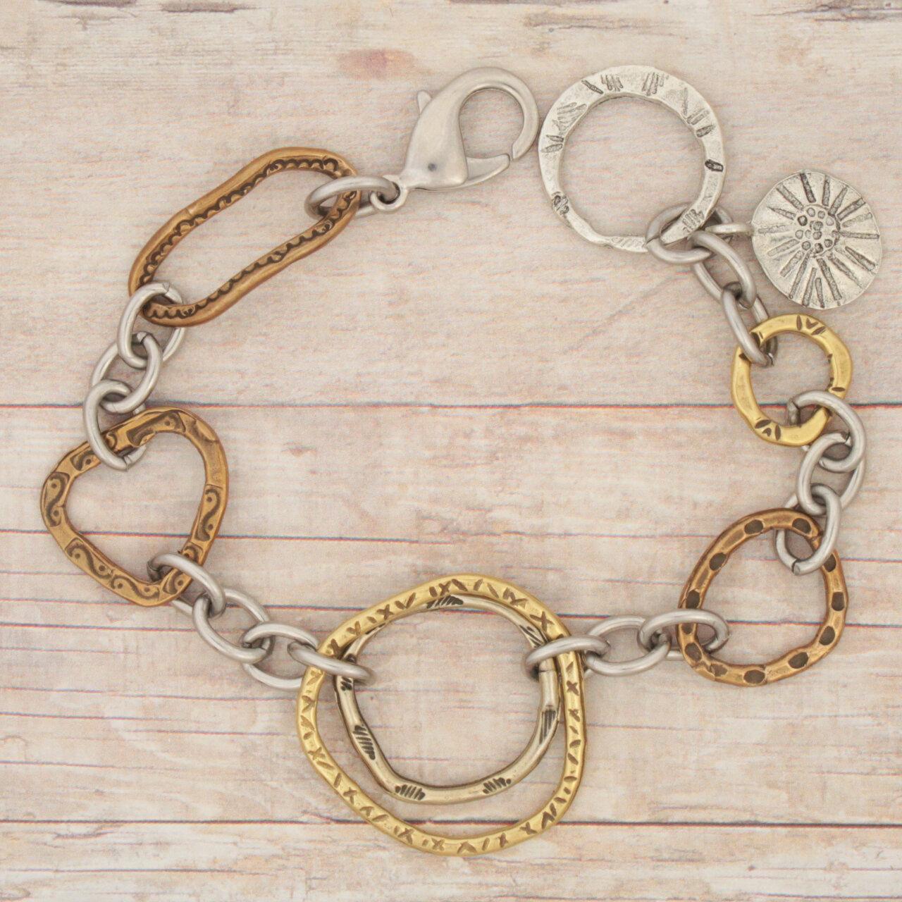 Let's GO Bracelet