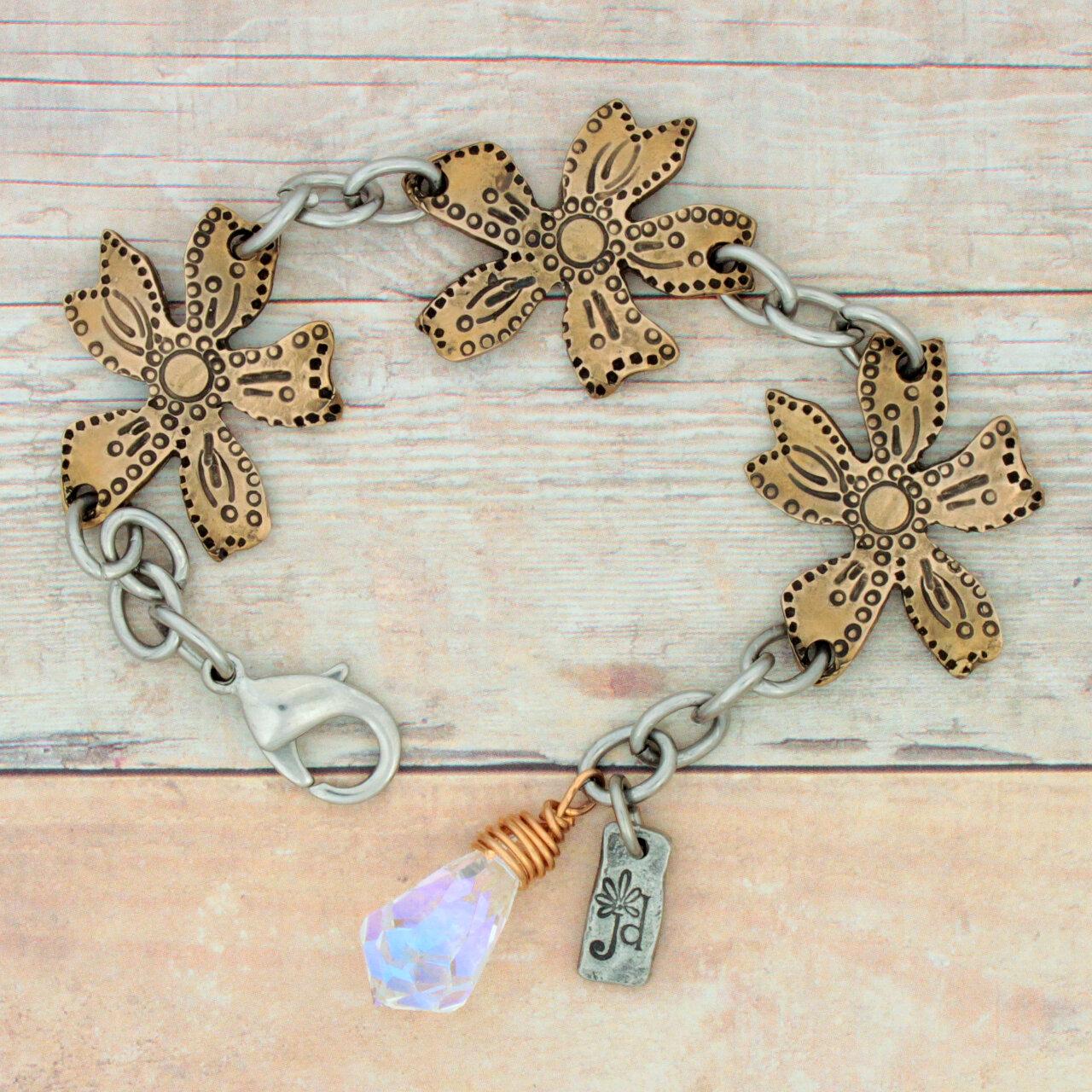 Flower Queen Bracelet