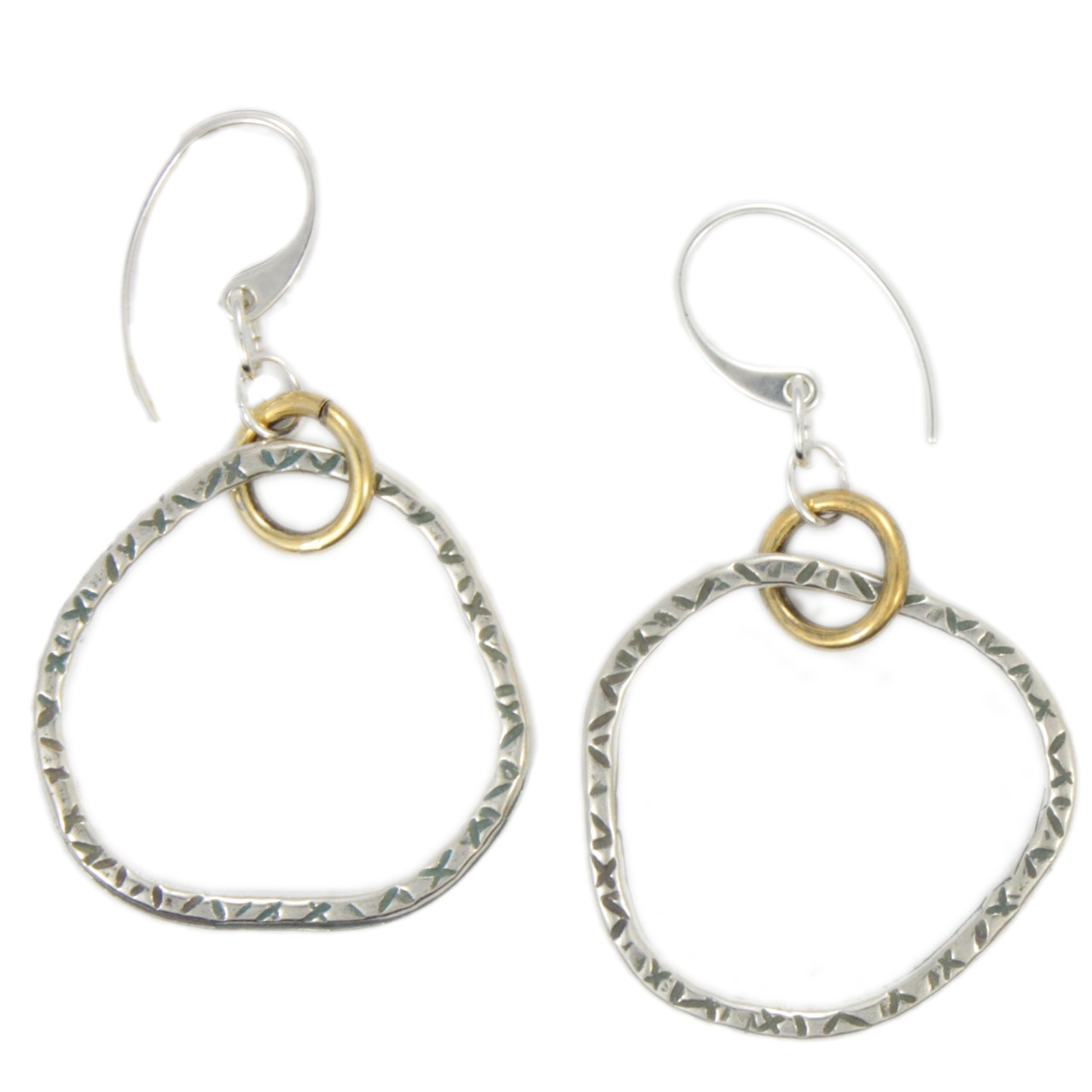 Fun Hoop Earrings