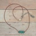 Amazonite Whisper Necklace