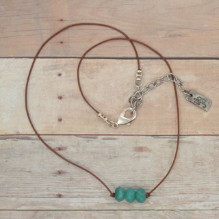 Amazonite Whisper Necklace