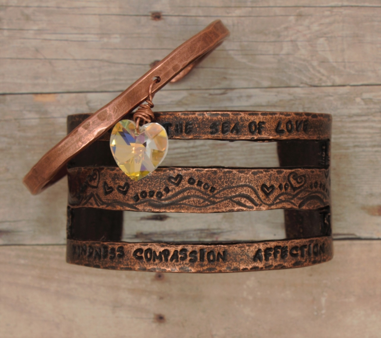 This Cuff Called Love - Set