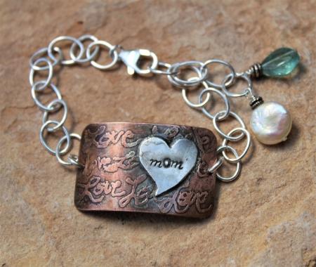 Custom Mom Bracelet