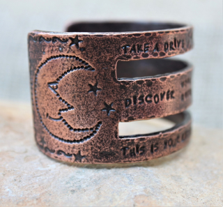 Dream a Little Dream Cuff