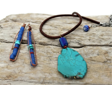 Necklace & Earring Gift