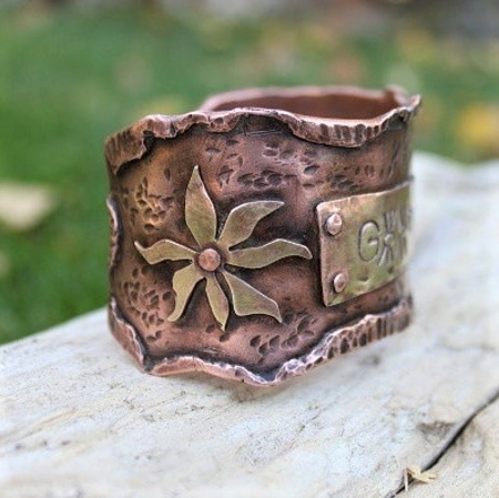 Good Day Sunshine Cuff