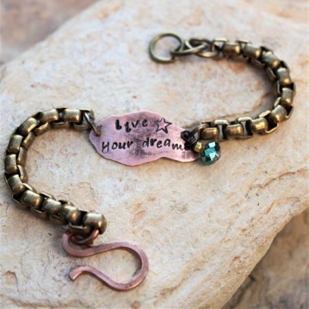 Live Your Dream Bracelet