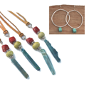 Totem Pole Necklace Set