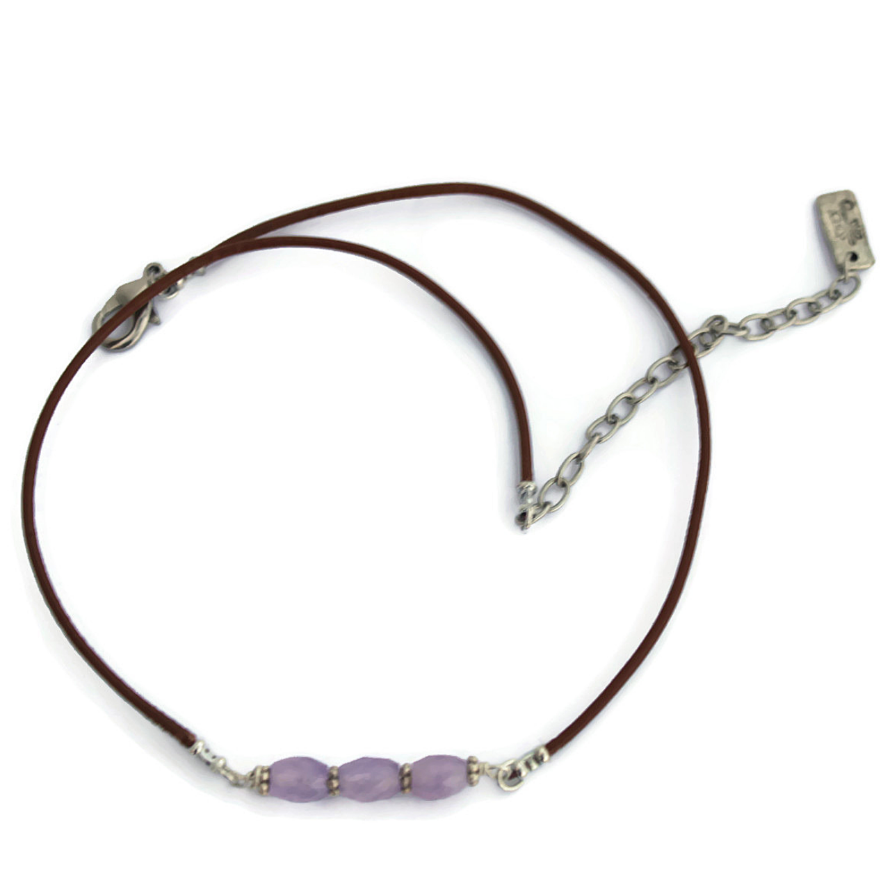 Amethyst Collar necklace