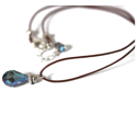 blue-cystal-brown-leather-necklace-on-white-background