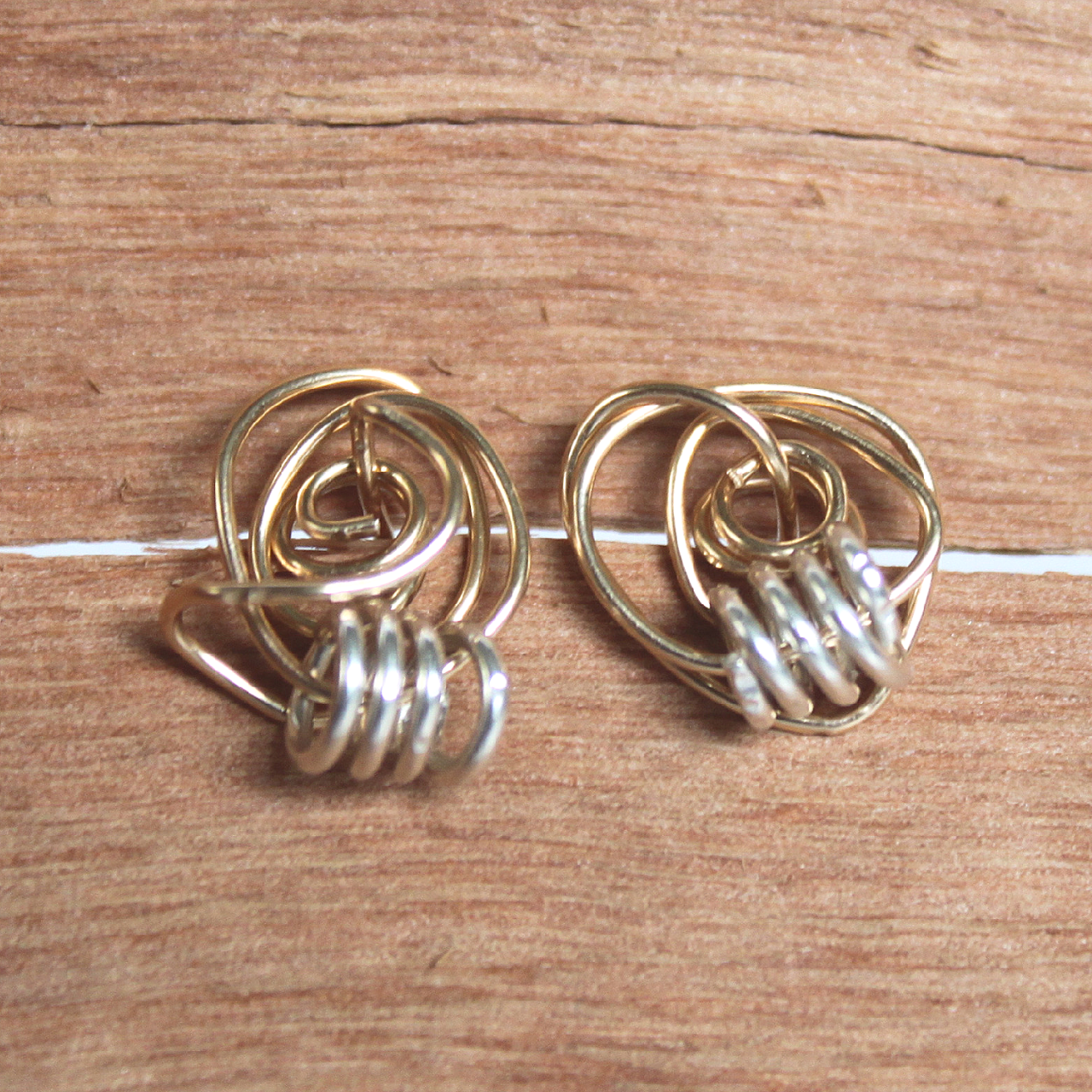 Twist & Shout Earrings