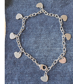 Have a Heart Anklet