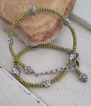 Flower Power Bracelet #2