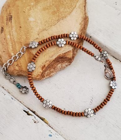 Flower Power Bracelet #4