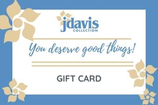 Artisan jewelry gift card Jdavis collection